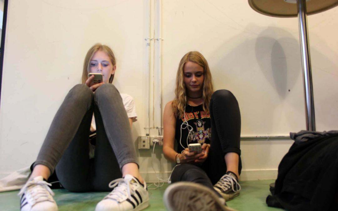 De sociale medieambassadører /ung til ung