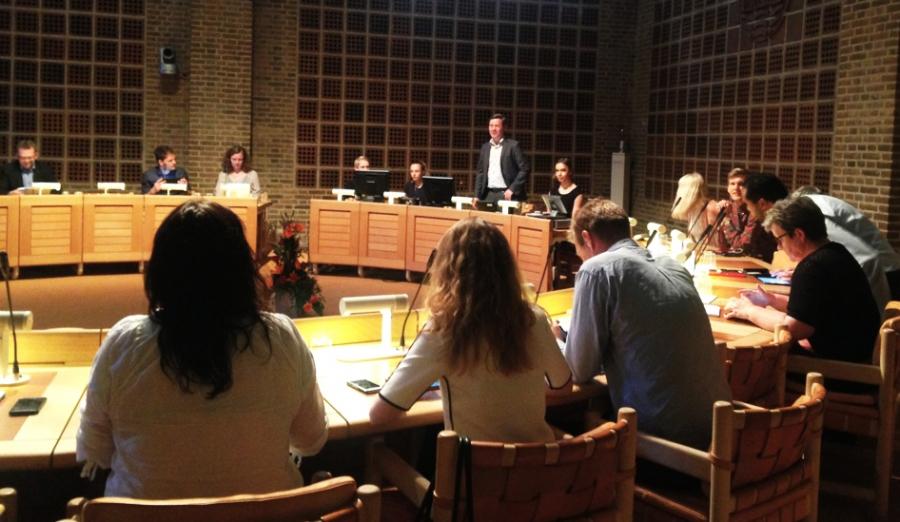 Ungebyrådet i fin dialog med Aalborg Byråd
