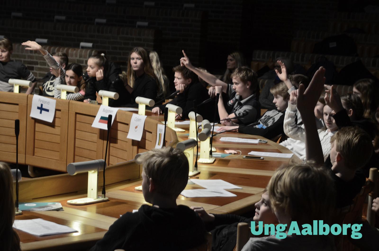 Demokratiworkshop (Ung til Ung)