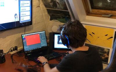 Programmering i Unity3D på Station10