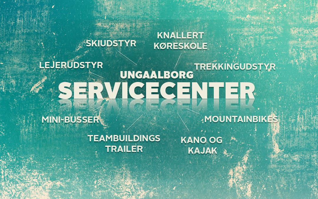 UngAalborg Servicecenter