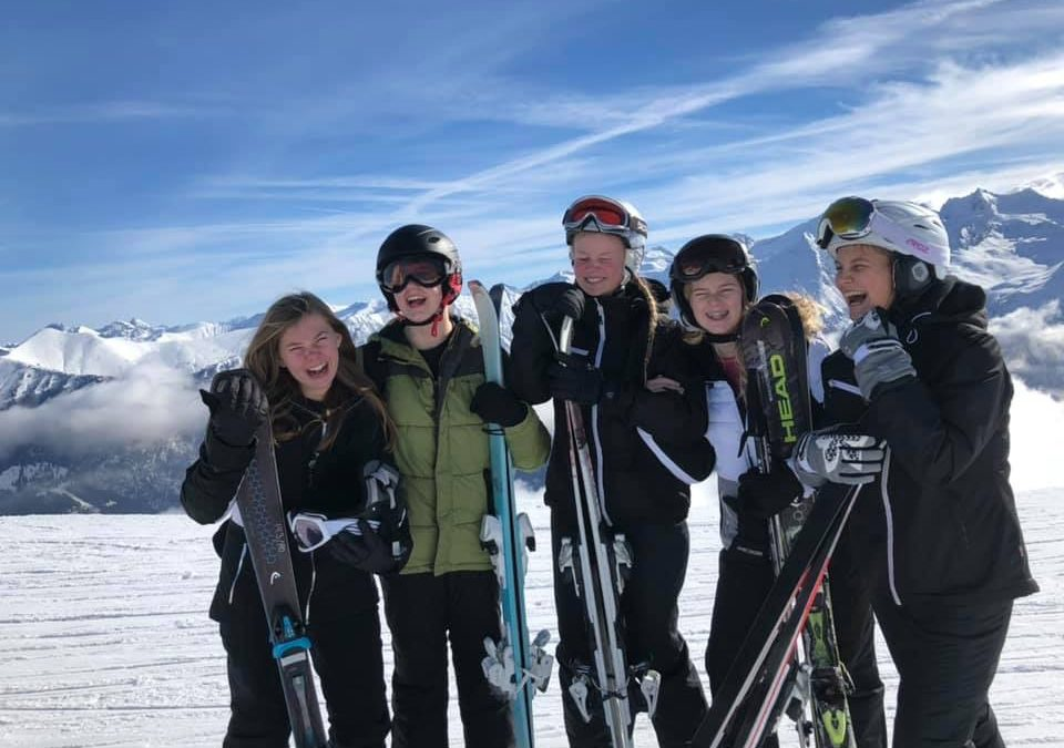 Skitur Bad Gastein, Østrig 2020 (0600)