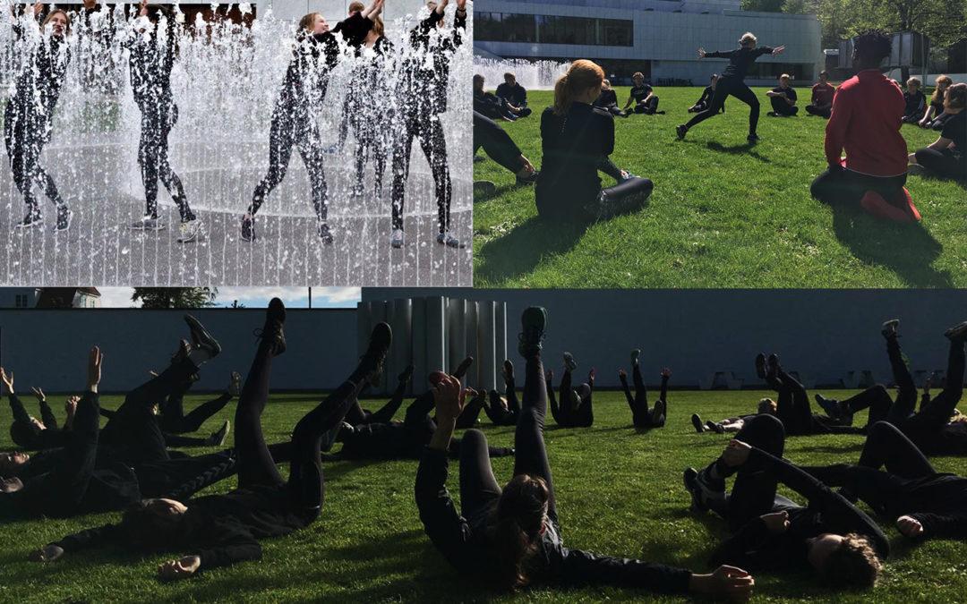 KROPKUNST – Moderne dans og performancekunst (0703)