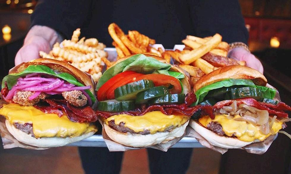Mad aften – Amerikansk Burger! (5517)