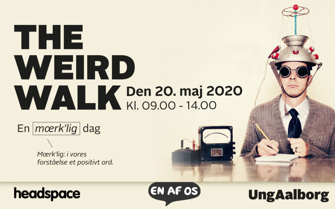 The Weird Walk 2020 (UDSKUDT)