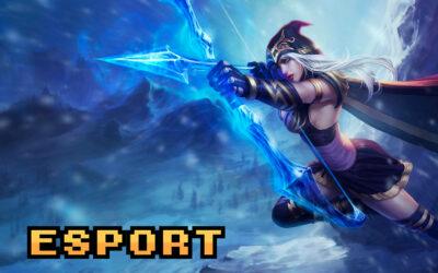 Esport – League of Legends (skoleår 2021-2022)  (0554)