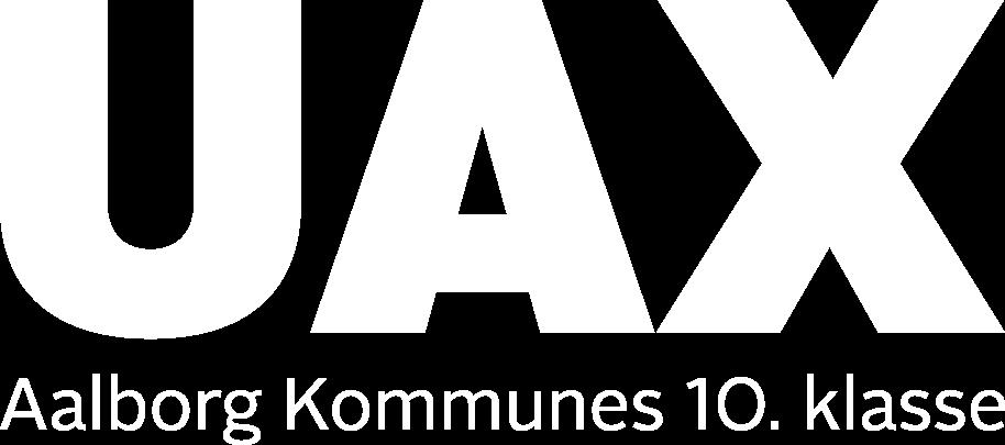 UAX logo - Aalborg Kommunes 10. klasse
