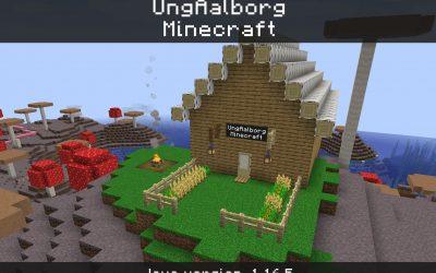 UngAalborg Minecraft server (0210C)