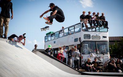 Skate-hold / Skateboardtour (0557)