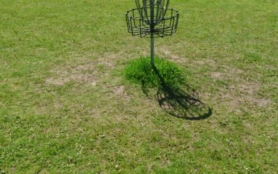 Disc golf 2/7 (Aktiv Sommer 2021) (0427)